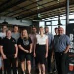 The 2018 BestBrewChallenge judges & service crew